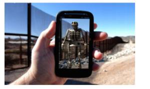 mobile media AR